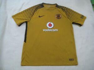 Kaizer Chiefs South African Nike Football Jersey Shirt - Size Large RARE