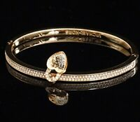 Michael Kors  MKJ7018710  Armband Armreif Bracelet  IP-Gold neu