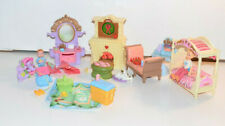 Fisher Price Loving Family Dollhouse FURNITURE ACCESSORIES LOT