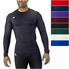 Russell Athletic Men's Dri-Power COMPRESSION-FIT Cold Weather Crew Base Layer