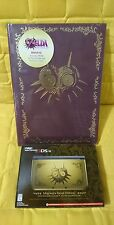 BRAND NEW Nintendo 3DS XL- LoZ: Majora's Mask Limited Edition With Guide!