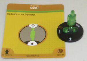 Infirmière #R200.09 Guerre De Clair Dc Heroclix Vert Lanterne Corps Construction