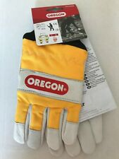 Oregon Chainsaw Protective Gloves Both Hand Protection 295399