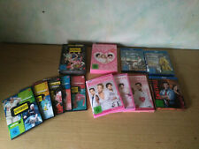 Serien Set Soap Action Comedy Street Doctors Diary Smallville breaking bad