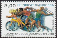 French Andorra #470 MNH CV$1.50 Summer Olympics