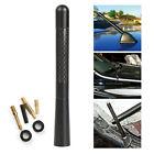 Universal 4.7 Car Auto FM AM Radio Antenna Aerial Aluminum Alloy Carbon Fiber