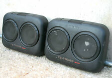 ECCEZIONALE COPPIA DI CASSE PIONEER MODELLO TS-TRX60 150W - DIFFUSORI AUDIO