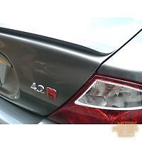 Jaguar x-type saloon 4D 2001-2009 boot lip spoiler vendeur britannique.