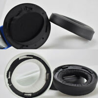 AS_ REPLACEMENT BREATHABLE SOFT SPONGE EAR PAD CUSHION EARMUFF FOR SONY PS3 PS4