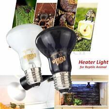 25/28/42/50/70/75W Uva Emitter Heater Pet Animal Reptile Brooder Heat Light Lamp