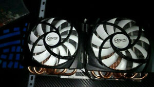ARCTIC Accelero Twin Turbo 690 - Grafikkartenkühler für NVIDIA GTX 690 gtx690