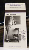 Matchbook Cover S1 Pin Up Risque Beautiful Woman Female Lovely Lady Girlie 2
