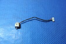 """HP Pavilion 17.3"""" dv7 Series Genuine Laptop DC IN Power Jack w/Cable GLP*"""