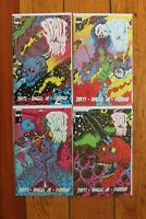 Space Riders 1 2 3 4 NEW NM 1st Print Set Alexis Ziritt Psychedelic SciFi Comics