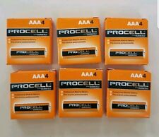 24 NEW DURACELL PROCELL AAA ALKALINE BATTERIES 24 counts < FREE FAST SHIPPING >