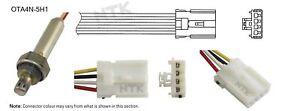 NGK NTK Oxygen Lambda Sensor OTA4N-5H1 fits Volvo S40 1.8 (VS) 85kw, 2.0 (VS)...