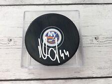 Dennis Seidenberg Signed Autographed NY New York Islanders Hockey Puck a