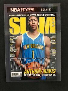 2020-21 Hoops SLAM #15 Anthony Davis