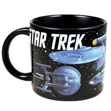 Starships of Star Trek 12 oz. Mug Brand New