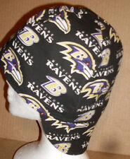 NFL Baltimore Ravens 100% cotton, Welding, Biker, pipefitter,4 panel hat