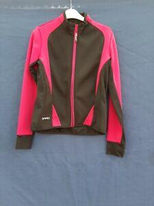 SPIRO LADIES Cycling jacket size 8 XS  GIRLS  TEENS   thermal