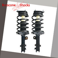 For 2006 2007 2008 2009-2011 Hyundai Accent Front Pair Complete Shocks & Struts