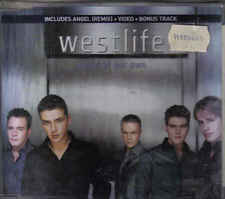 Westlife-World Of Our Own cd maxi single incl video