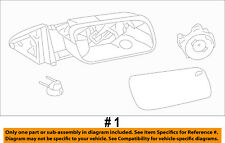 FORD OEM 09-12 Flex Front Door-Side Rear View Mirror Right 8A8Z17682AA