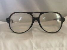 Vtg Titmus Z87 58 16 Model 6 Safety Glasses Hipster Retro Tortoise