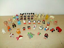 VINTAGE LOT OF 1970's TOMY WIND UP TOYS. SEE ALL PHOTOS