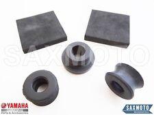 YAMAHA XT500 TT500 Haltegummi Set Benzintank  (Fuel Tank Rubber Mounting Kit)