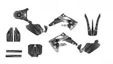 CR85 graphics for Honda 2003-2013 custom mx sticker kit  #6666 Metal