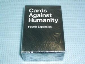 Cards Against Humanity 4th Expansion Pack - New and Sealed