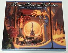 Trans-Siberian Orchestra The Lost Christmas Eve Holiday CD
