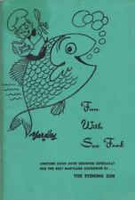 Fun with Seafood from Baltimore Evening Sun Vtg Cookbook for the Busy Housewife