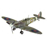 Spitfire Mk.II Revell Model Set Including Glue Paint & a Brush 1:48