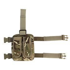PLCE Drop Leg Double 5.56mm Ammo Pouch, MTP