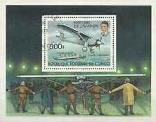 Timbre Avions Bateaux Congo BF12 o lot 9565