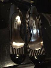 Dune Stiletto Striped Heels for Women