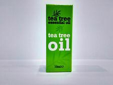 Tea Tree Essential Oil 10ml Melaleuca Alternifolia Anti Fungal Skin Nails Fast