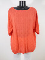 MISSONI Damen Strick Pullover Gr 40 DE / Orange & Neuwertig  ( R 1502 )