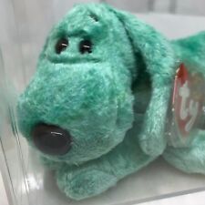 Retired TY Beanie Baby, Diddley 2001, Tags and Box included,