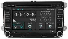 AUTORADIO/DVD/GPS/BT/TMPS/IPOD/NAVI/RADIO PLAYER SKODA OCTAVIA II/III E8240