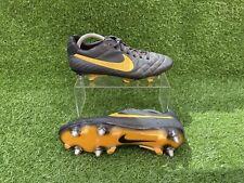 Nike Tiempo Legend Iv Elite Botas de fútbol muy rara [2013] UK Size 7