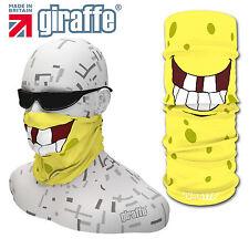 Face G460 Multifunctional Headwear Neckwarmer Snood Scarf Bandana Headband Tube