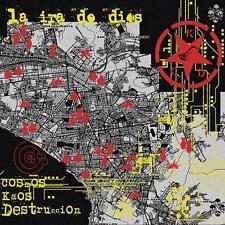 LA IRA DE DIOS: Cosmos kaos destruction (2008); comes in digipak WORLD IN SOUND