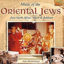 VARIOUS ARTISTS - MUSIC OF THE ORIENTAL JEWS FROM NORTH AFRICA YEMEN (NEW CD)