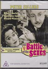 THE BATTLE OF THE SEXES - PETER SELLERS - DONALD PLEASANCE  - DVD - NEW