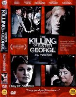 The Killing of Sister George (1968, Robert Aldrich) DVD NEW