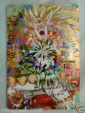 JAPAN DRAGONBALL HEROES GALAXY MISSION Part 4 UR Card HG4-18 Super Saiyan GOGETA